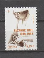 FRANCE / 2018 / Y&T N° 5203 ** : Suzanne Noël X 1 - Nuevos