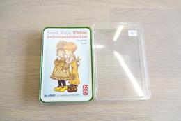Speelkaarten - Kwartet, Sarah Kay, Kleine Levenswijsheden, Nr 92/63622, Vintage, Schmid, 100 Years Anniversary  *** - Cartes à Jouer Classiques