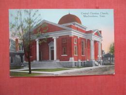 Central Christian Church Murfreesboro Tennessee  Ref 4057 - Autres