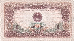 Vietnam P.77 1  Hao 1975 Unc - Vietnam