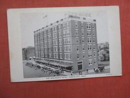 The Jens Marie Hotel Ponce City Oklahoma >   Ref 4057 - Etats-Unis