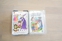 Speelkaarten - Kwartet, Sprookjes Kwartet Nr 62220 Vintage, Schmid, 100 Years Anniversary Jahren *** - Cartes à Jouer Classiques