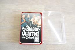 Speelkaarten - Kwartet, Das Glas Bläser Glass Blowers  ,Schott-Zwiesel Glaswerke  –, Vintage,  *** - Cartes à Jouer Classiques
