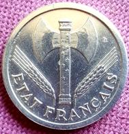 FRANKRIJK :PRACHTIGE 2 FRANCS  1943 BAZOR  KM 904.1  PERFECT TOUT NEUF - Francia