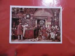 Roma - Caffé Greco - Via Condotti,86 - Quadro Di Ludwig Bassini Kunst - Halle Di Amburgo - Cafés, Hôtels & Restaurants