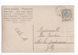 Belgie - Matagne - La Grande 1909 - Postmark Collection