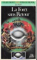 L'Oeil Noir 2 - La Forêt Sans Retour - Folio Junior - 1986 BE - Group Games, Parlour Games