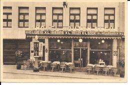 Huy - Huy S/Meuse - Hôtel Du Mouton Bleu - Prop: Th. Magotiaux-Noël - 5167 - A. Montmorency - 2 Scans. - Huy