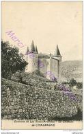 07. Le Chateau De CHASSAGNE . Environs De LES VANS . - France