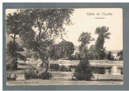 JM13.05 / CPA / LA VALLEE DE L OURTHE - HAMPTEAU - Hotton