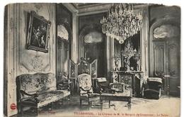 Villersexel : Le Salon Du Château De M. Le Marquis De Grammont (Editeur Sisler - Imprimeries Réunies, Nancy) - France