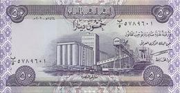IRAK 50 DINARS 2003 UNC P 90 - Iraq