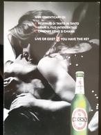Becks Beer Carte Postale - Advertising