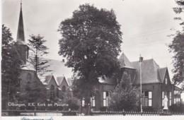 2603770Olburgen, R. K. Kerk En Pastorie. (diverse Vouwen Zie Achterkant) - Pays-Bas