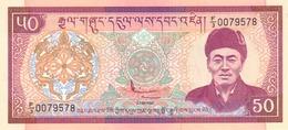 BHUTAN P. 19 50 N 1994 UNC - Bhoutan
