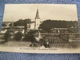 C.P.A.-  Noirmoutier (85) - Vue Générale De Barbâtre - 1922 - SUP - (CZ 20) - Noirmoutier