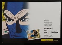 DIABOLIK Collector Day Carte Postale - Comics