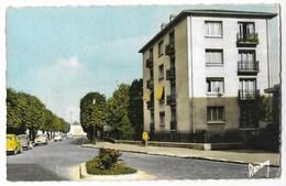 CPSM 93 NOISY LE SEC L' Avenue Clémenceau - Noisy Le Sec