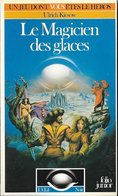 L'Oeil Noir 8 - Le Magicien Des Glaces - Folio Junior - 1986 TB - Jeux De Société