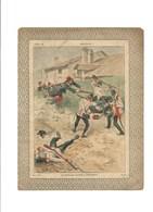 SOLFÉRINO Clavel Couverture De Cahier Les Gloires Du Drapeau Bien/TB 225 X 170  3 Scans - Protège-cahiers
