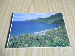 Nuku Hiva (Iles Marquises).La Baie De Aakapa. - Polynésie Française