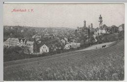 (64850) AK Auerbach, Vogtland, Panorama 1929 - Deutschland