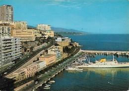 Monaco Un Coin Du Port De Monte Carlo (2 Scans) - Hafen