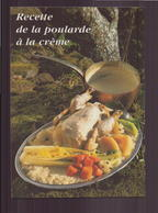 RECETTE DE LA POULARDE A LA CREME - Recepten (kook)