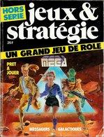 MEGA - Le Livre Des Règles - Jeux & Stratégie - 1984 BE - Jeux De Société