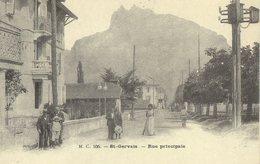 74 SAVOIE ST GERVAIS Rue Principale (Cartes D'Autrefois) - Saint-Gervais-les-Bains
