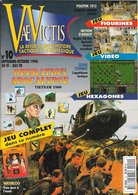 "VAE VICTIS N°10 - Wargame ""Opération Apocalypse"" Vietnam 1966 - 1996 TB - Gezelschapsspelletjes"