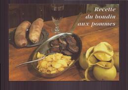 RECETTE DU BOUDIN AUX POMMES - Recepten (kook)
