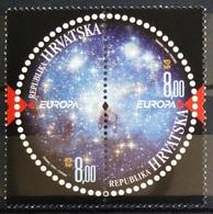 EUROPA        ANNEE 2009      CROATIE          N° 849/850           NEUF** - Europa-CEPT