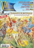 """VAE VICTIS N°30 - Wargame """"Champs De Bataille"""" (D'Alexandre à Hannibal) - 2000 TB - Autres"""