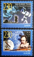EUROPA        ANNEE 2009      KAZAKSTAN          N° 550/551           NEUF** - 2009