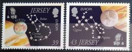 EUROPA        ANNEE 2009      JERSEY        N° 1460/1461           NEUF** - Europa-CEPT