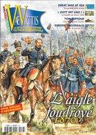 """VAE VICTIS N°38 - Wargame """"L'aigle Foudroyé 1870"""" - 2001 TB - Autres"""
