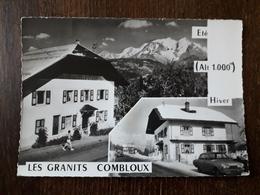 L27/1203 COMBLOUX . HOTEL Les Granits - Combloux