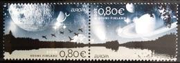 EUROPA        ANNEE 2009      FINLANDE        N° 1934/1935           NEUF** - Europa-CEPT