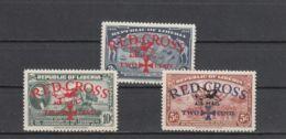 Libéria YT PA 17/9 * : Croix-Rouge - 1941 - Liberia