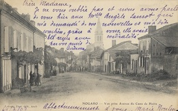 NOGARO - Vue Prise Avenue Du Casse De Herre - Nogaro