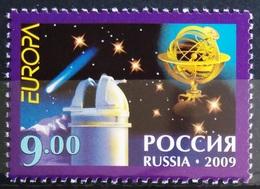 EUROPA        ANNEE 2009      RUSSIE        N° 7103           NEUF** - Europa-CEPT