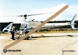 Aérospatiale A 355 F2 Ecureuil 2 - Advertenties