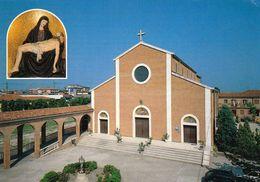 1 AK Italien * Die Stadt Chioggia Mit Der Kirche Santuario Della Navicella - Stadt Liegt Im Süden Der Lagune Von Venedig - Chioggia
