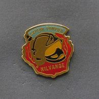 1 Pins Sapeurs Pompiers De NILVANGE (MOSELLE - 57) - Bomberos