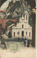 MONACO  Ste Dévote 1906 - Kathedrale Notre-Dame-Immaculée