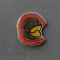 1 Pins Sapeurs Pompiers De VILLERUPT (MEURTHE ET MOSELLE - 54) - Pompiers