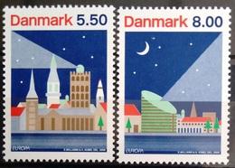 EUROPA        ANNEE 2009      DANEMARK        N° 1531/1532           NEUF** - Europa-CEPT