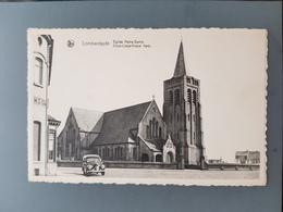 Postkaart Van Lombardsijde. - Middelkerke