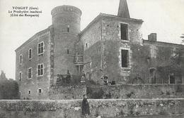 TOUGET - Le Presbytère Inachevé (Côté Des Remparts) - Altri Comuni